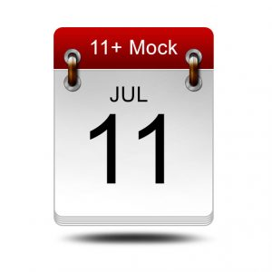 Eleven Plus Mock<br />11 July 2020<br />14:00 – 16:00