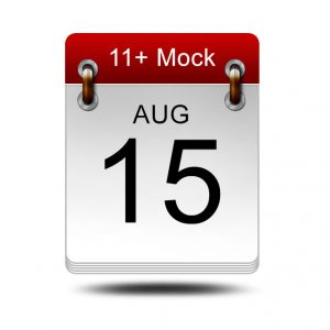 Eleven Plus Mock<br />15 August 2020<br />14:00 – 16:00