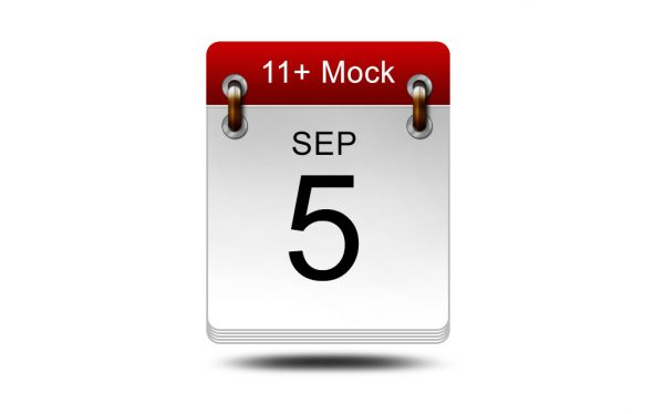 11+ plus mock exam 5 September