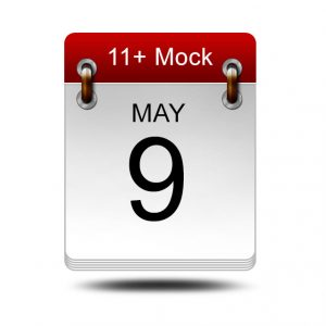 Eleven Plus Mock<br />9 May 2020<br />14:00 – 16:00