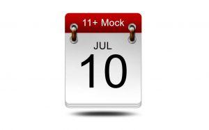 Eleven Plus Mock<br />10 July 2021<br />14:00 – 16:00