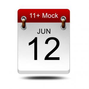 Eleven Plus Mock<br />12 June 2021<br />14:00 – 16:00