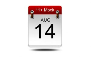 Eleven Plus Mock<br />14 August 2021<br />14:00 – 16:00<br />LIVE EXAM
